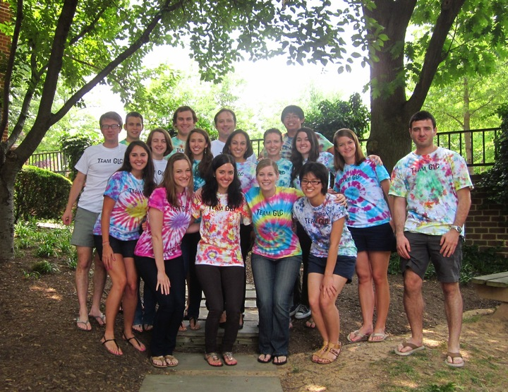 Fun With Tie Dye! T-Shirt Photo