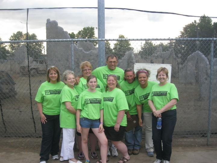Staff & Volunteers In Custom Ink T Shirts T-Shirt Photo