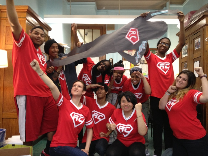 Rachel's Crew! T-Shirt Photo