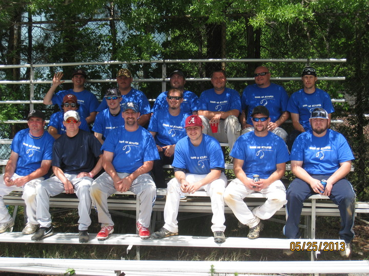 The Softball Guys T-Shirt Photo