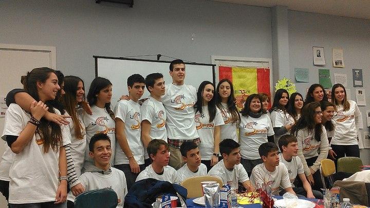 The Barcelona Exchange Program T-Shirt Photo