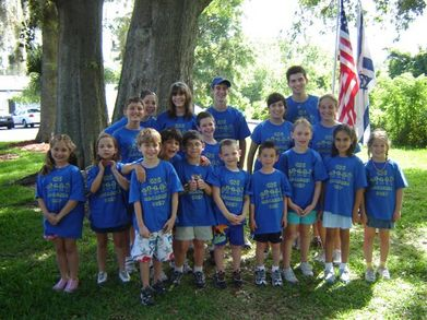 Cutest Little Campers T-Shirt Photo