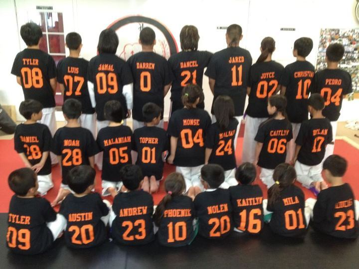 Bruce Lee Tribute Night At At&T Park For Giants Game T-Shirt Photo