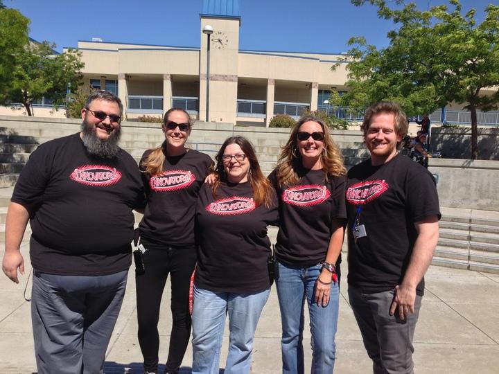 Innovators Assemble T-Shirt Photo
