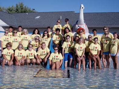 We Love The Faribault Family Aquatic Center! T-Shirt Photo