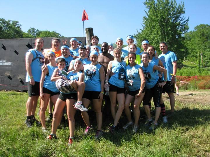 Spartan Run T-Shirt Photo