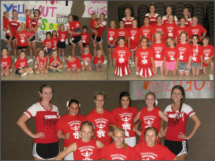 Sacred Heart Mini Camp T-Shirt Photo
