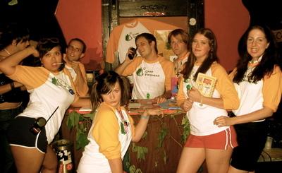 Camp Twinhead! T-Shirt Photo