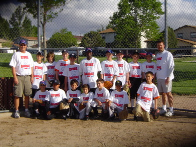 Studs Baseball Rocks T-Shirt Photo