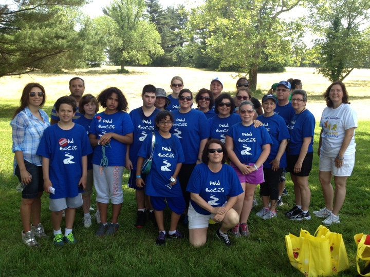 Walk Now For Autism Speaks Walk 2013 T-Shirt Photo