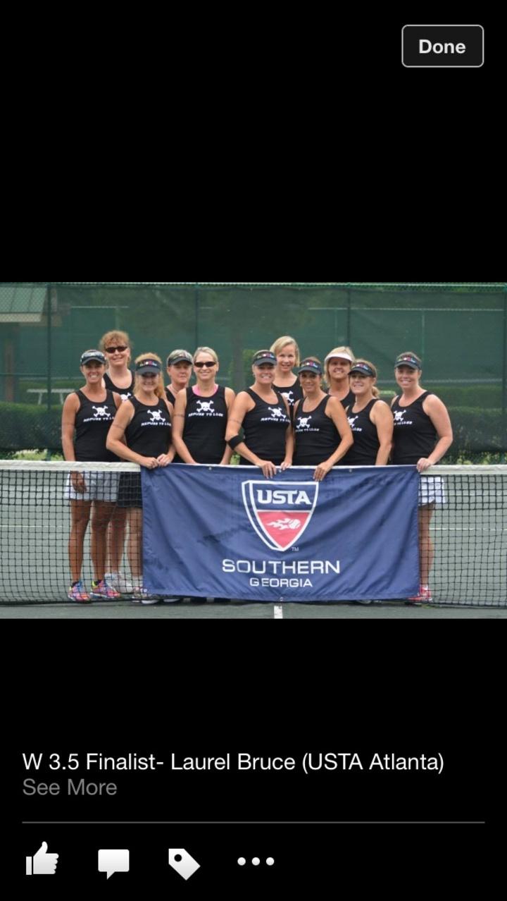 Usta State Championship T-Shirt Photo