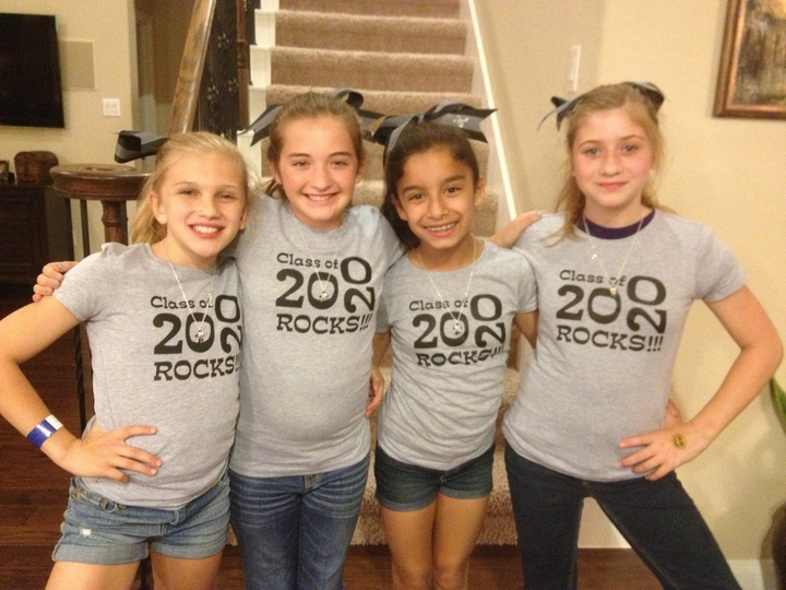 Besties.....On To Middle School We Go! T-Shirt Photo