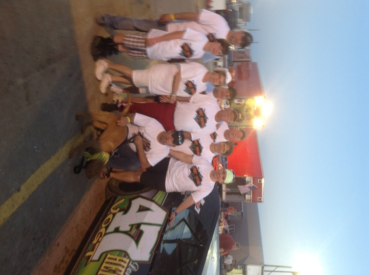 Vogt Racing T-Shirt Photo