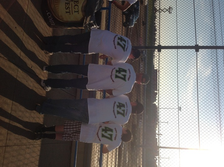 Vogt Racing 3 Generations T-Shirt Photo