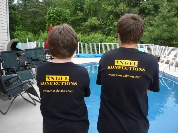 The Men Of Krecek Kakes T-Shirt Photo