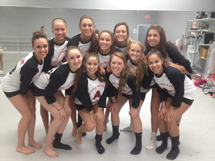 Gainesville Dance Center Alumni  T-Shirt Photo