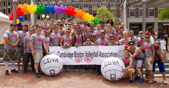 Cbva Boston Pride 2013 T-Shirt Photo
