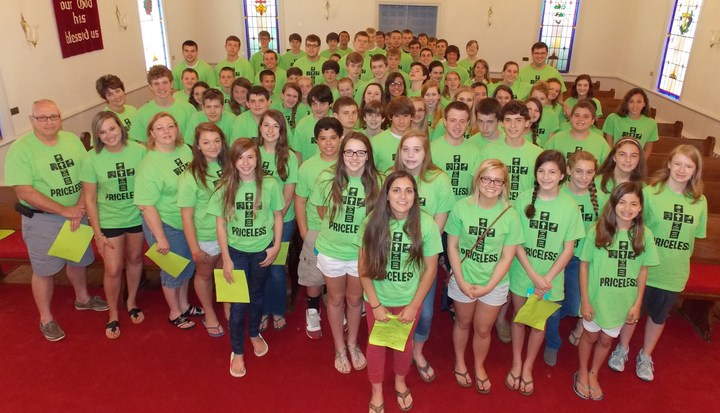 Sgumc Youth Commissioning T-Shirt Photo