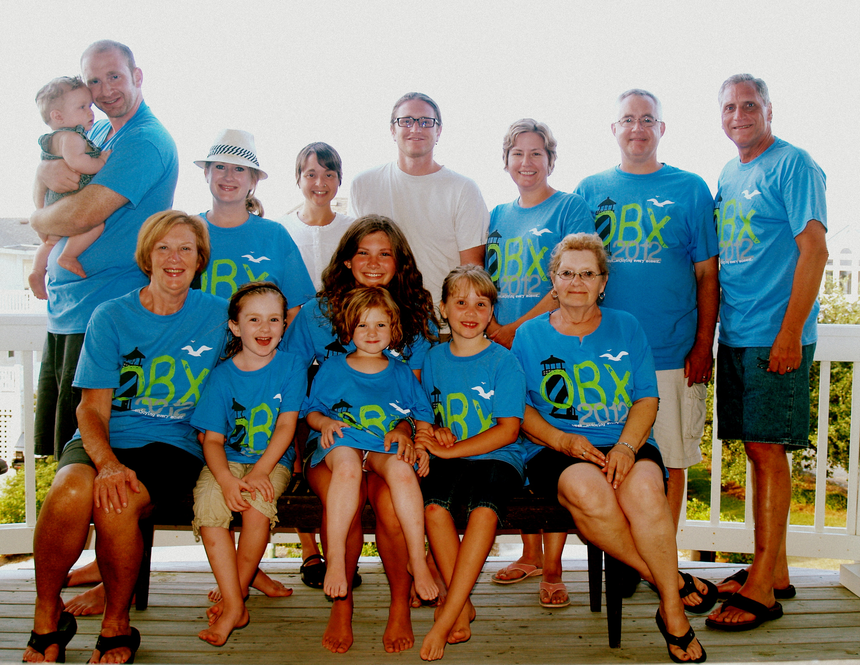 Custom T Shirts For Outer Banks Family Vacation Shirt