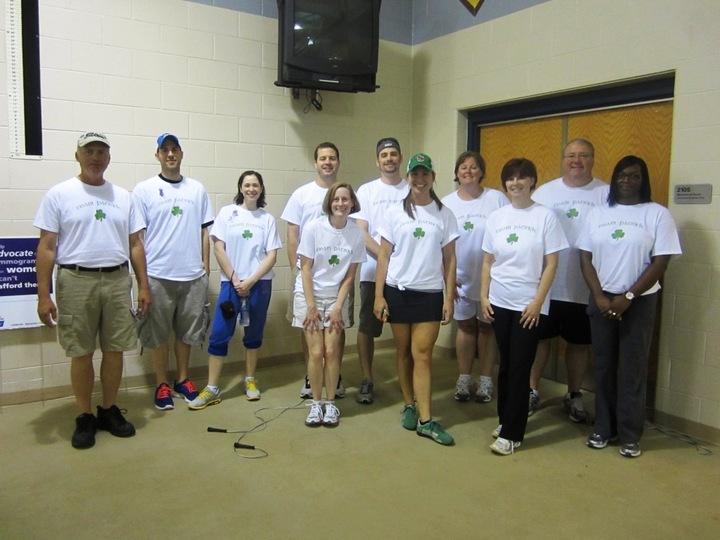 Team Patrick T-Shirt Photo