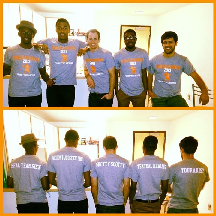 March Madness 2013 #The Last Stand T-Shirt Photo