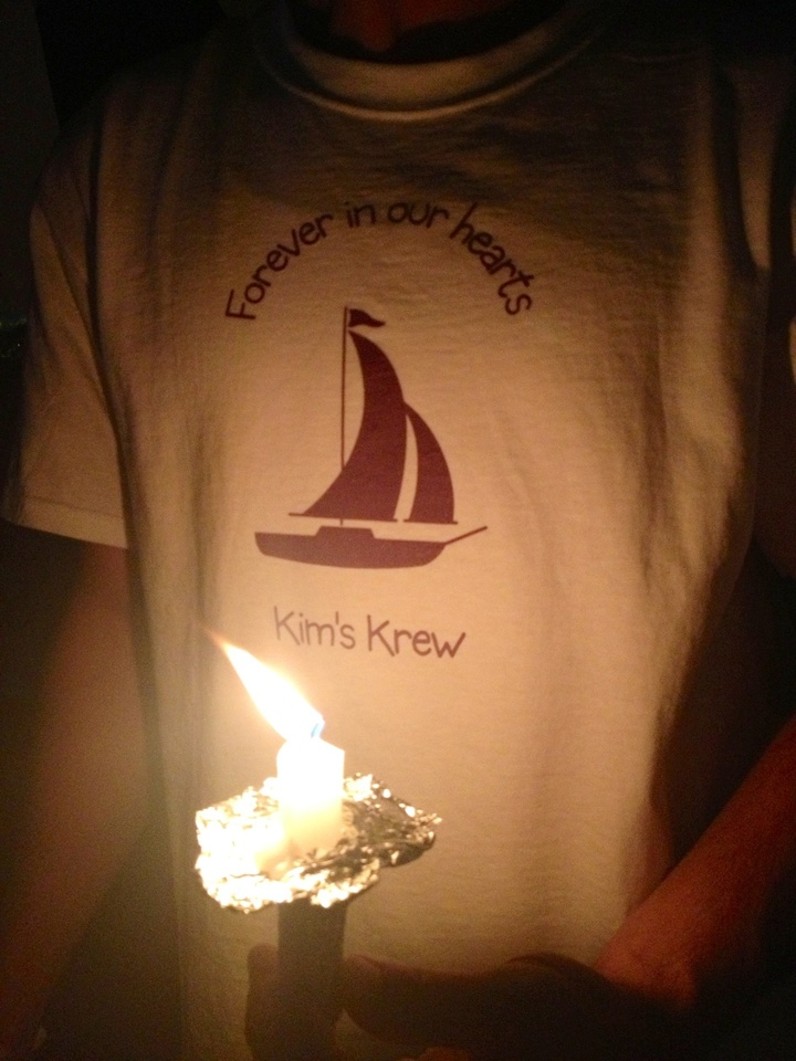 In Honor If Kim Mc Coy  T-Shirt Photo