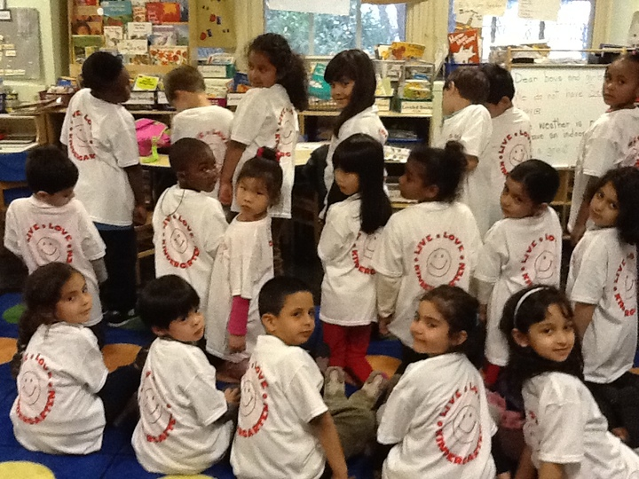 Live* Love* Kindergarten T-Shirt Photo