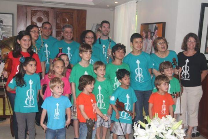 Great Violin Workshop T-Shirt Photo