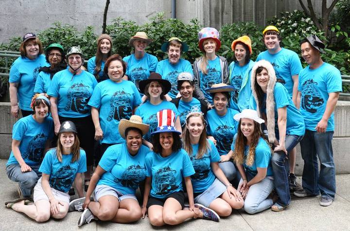 Nqacc Teachers Wear A Lot Of Hats!!!!!! T-Shirt Photo