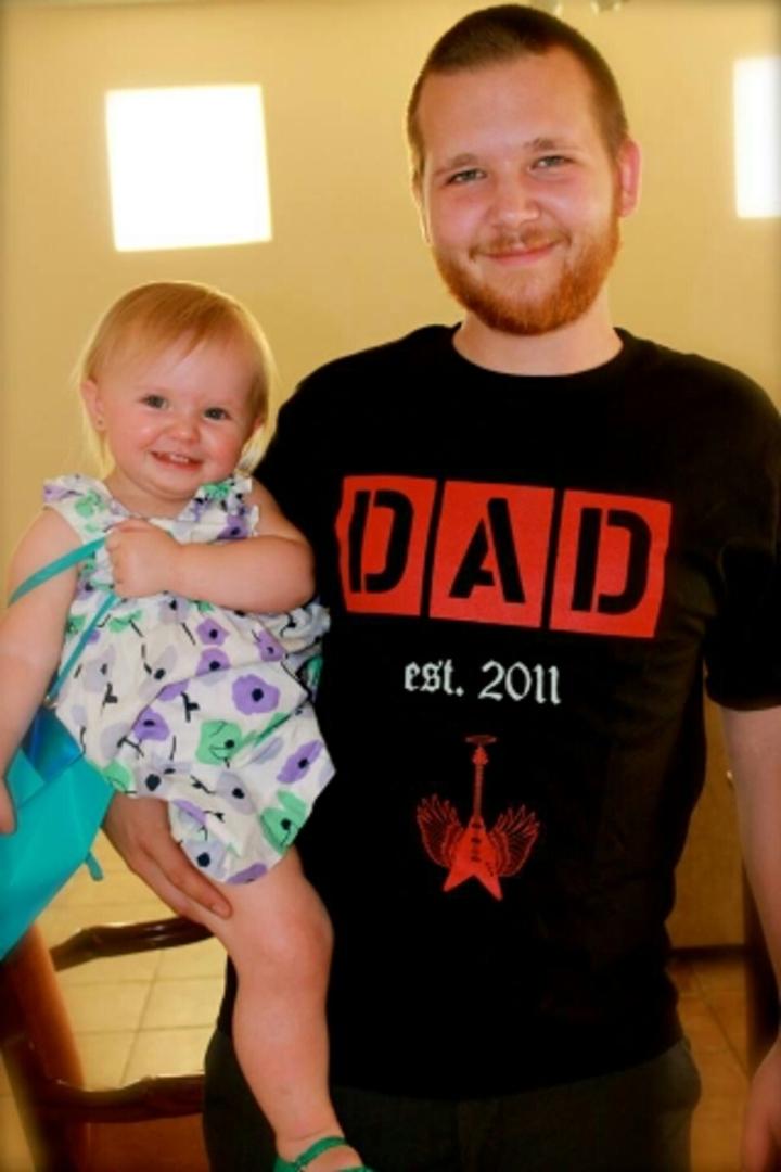 Best Dad Ever T-Shirt Photo