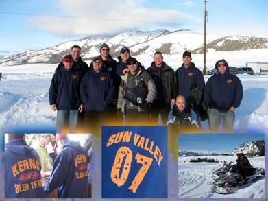 Kerns Sled Team T-Shirt Photo