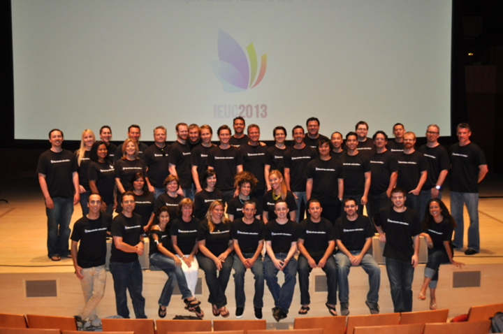 Illuminators At Our 2013 User Conference! T-Shirt Photo