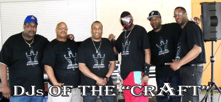 D Js Of The Craft T-Shirt Photo