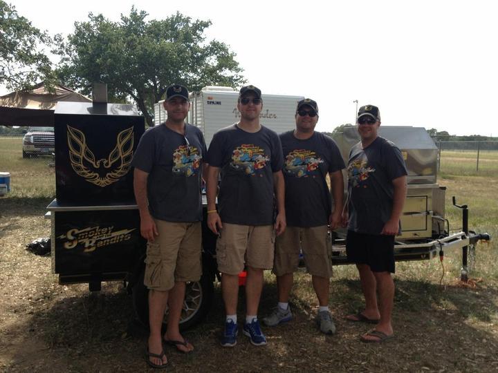 Smokey And The Bandits T-Shirt Photo