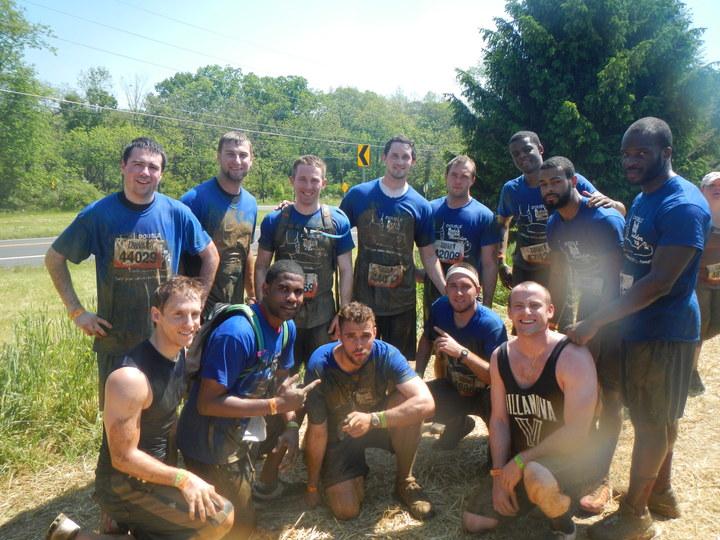 Tough Mudder Pennsylvania 2013 T-Shirt Photo
