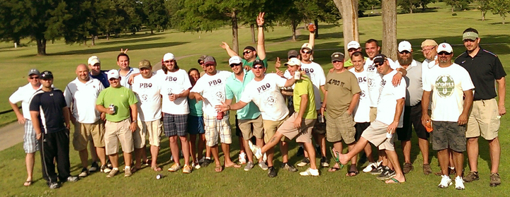 2013 Ninth Phat Beaver Open T-Shirt Photo