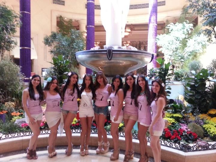 Helia's Favorite Girls In Vegas:)) T-Shirt Photo