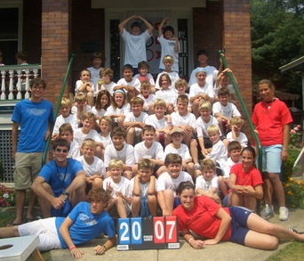 12th Annual Outlook Games Of 2007 T-Shirt Photo