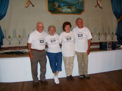 Lamb Reunion And Twin 80th Birthday T-Shirt Photo