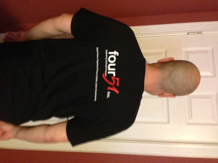 Yay The New Company Shirts Are Here T-Shirt Photo