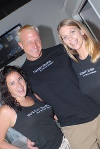 Ta Ntric Studios Grand Opening T-Shirt Photo