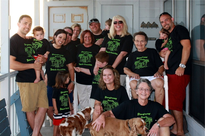 Beach Vacation T-Shirt Photo