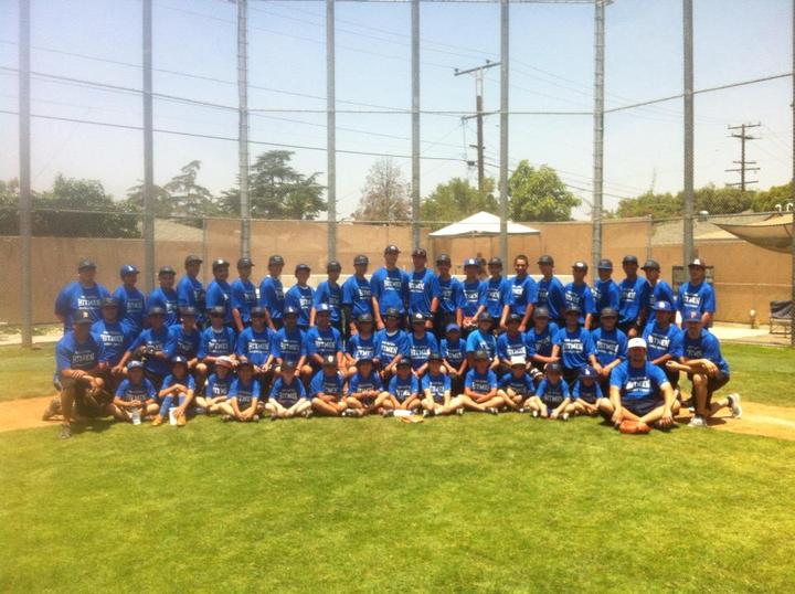 Hitmen 2013 Baseball Camp T-Shirt Photo
