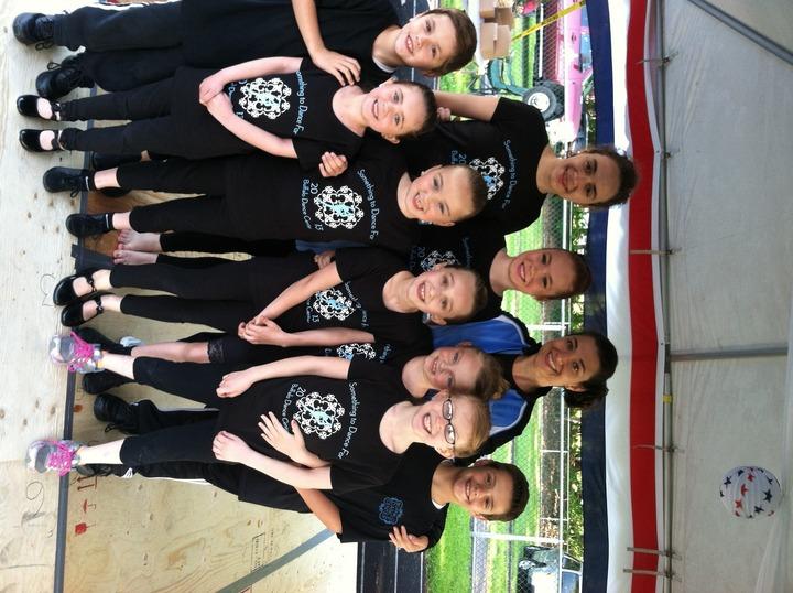 Buffalo Dance Center At Relay For Life T-Shirt Photo