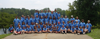 Camp Vastwood 2007 T-Shirt Photo