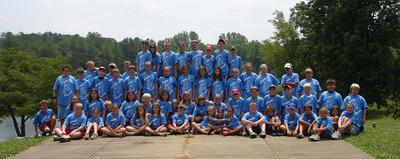 Camp Vastwood 2007 T-Shirt Photo