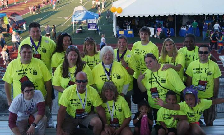 Relay For Life Of Tacoma 2013 T-Shirt Photo