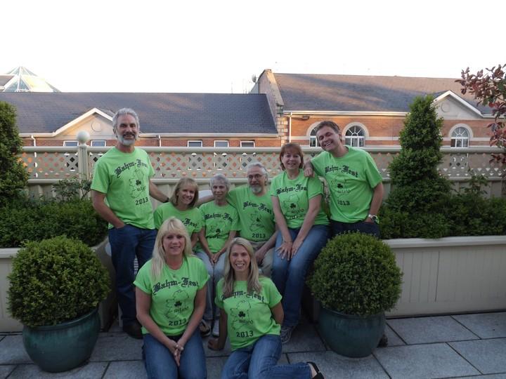 Bahm Fest In Ireland T-Shirt Photo