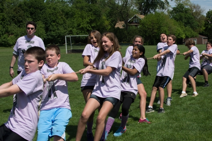 Tug Of War T-Shirt Photo
