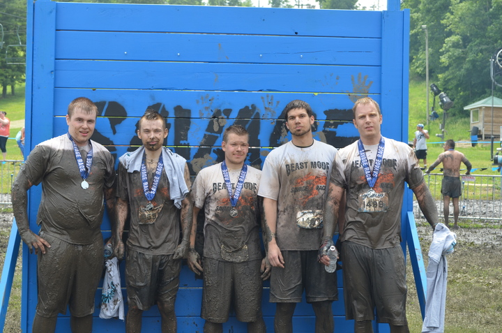 Team Beast Mode T-Shirt Photo